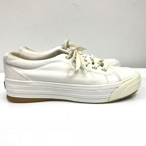 Keds White Stretch Sneakers size 7